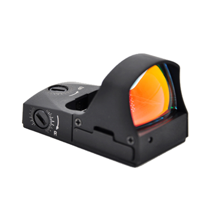 <font color='#FF0000'>1X25 Open reflex red dot sight click adjustment</font>